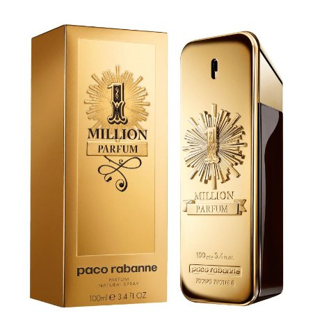 1 Million Parfum Paco Rabanne 100ml - Perfume Masculino