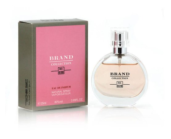 Nº 039 Sorte Parfum Brand Collection 25ml - Perfume Feminino