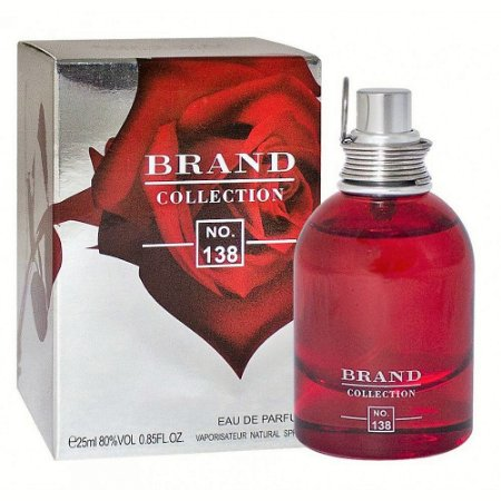 Nº 138 Love Love Parfum Brand Collection 25ml - Perfume Feminino