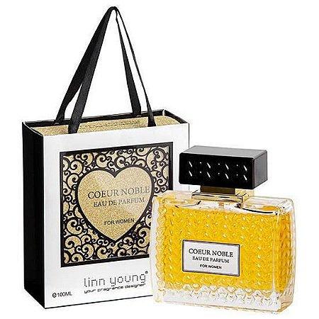 Coeur Noble Linn Young Eau de Parfum 100ml - Perfume Feminino