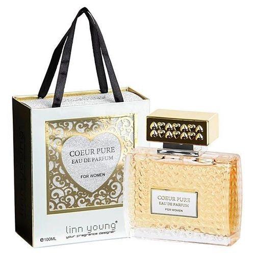 Coeur Pure Eau de Parfum Linn Young 100ml - Perfume Feminino