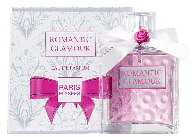 Romantic Glamour Eau de Parfum Paris Elysees 100ml - Perfume Feminino