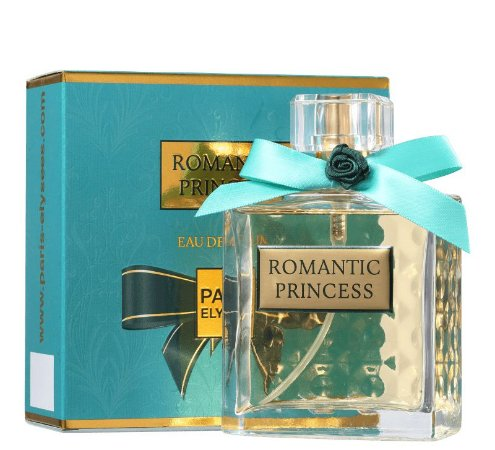 Romantic Princess Eau de Parfum Paris Elysees 100ml - Perfume Feminino