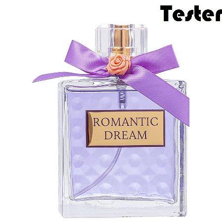 Tester Romantic Dream Eau de Parfum Paris Elysees 100ml - Perfume Feminino