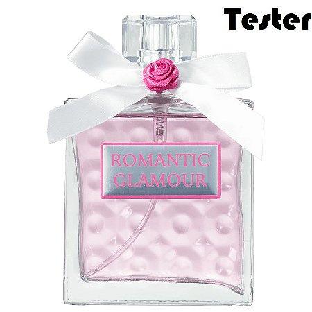 Tester Romantic Glamour Eau de Parfum Paris Elysees 100ml - Perfume Feminino