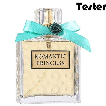 Tester Romantic Princess Eau de Parfum Paris Elysees 100ml - Perfume Feminino