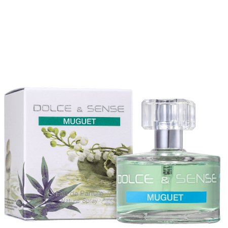 Dolce & Sense Muguet Eau de Parfum Paris Elysees 60ml - Perfume Feminino
