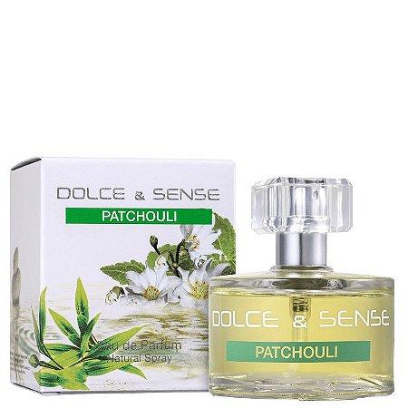 Dolce & Sense Patchouli Eau de Parfum Paris Elysees 60ml - Perfume Feminino
