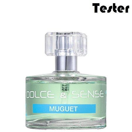 Tester Dolce & Sense Muguet Eau de Parfum Paris Elysees 60ml - Perfume Feminino