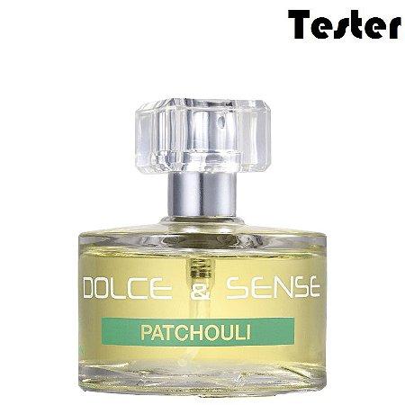 Tester Dolce & Sense Patchouli Eau de Parfum Paris Elysees 60ml - Perfume Feminino