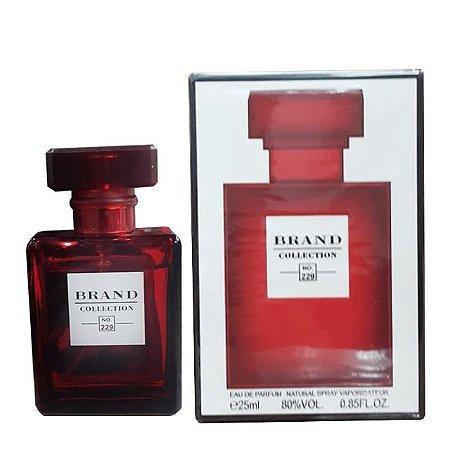 Nº 229 Eau de Parfum Brand Collection 25ml - Perfume Feminino