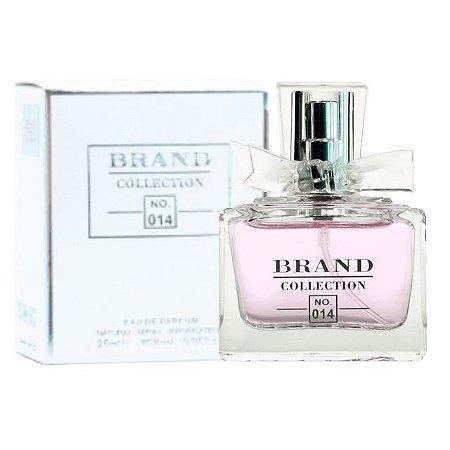Nº 014 Miss Flora Eau de Parfum Brand Collection 25ml - Perfume Feminino