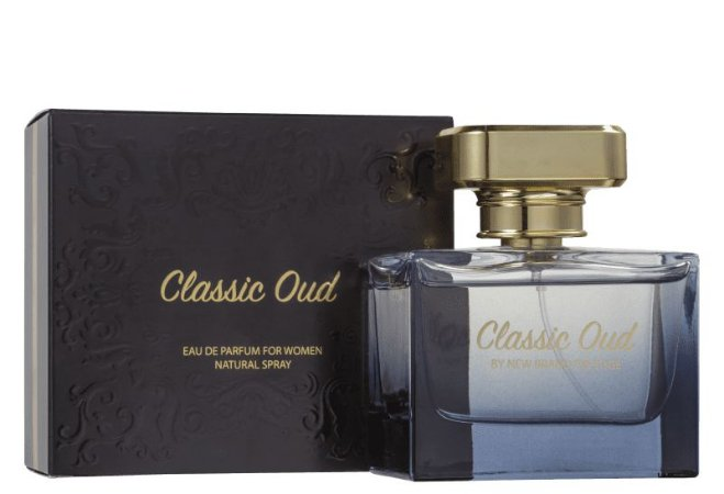 Prestige Classic Oud Eau de Parfum New Brand 100ml - Perfume Feminino