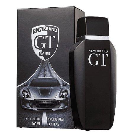 GT Eau de Toilette New Brand 100ml - Perfume Masculino