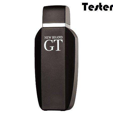 Tester GT Eau de Toilette New Brand 100ml - Perfume Masculino