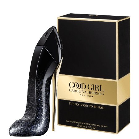 Good Girl Suprême Eau de Parfum Carolina Herrera 80ml - Perfume Feminino