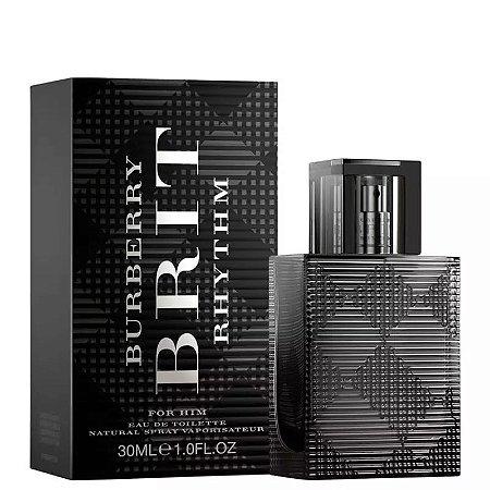 Brit Rhythm Eau de Toilette Burberry 30ml - Perfume Masculino