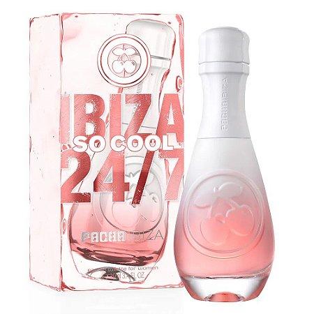 Ibiza 24/7 So Cool Eau de Toilette Pacha Ibiza 80ml - Perfume Feminino