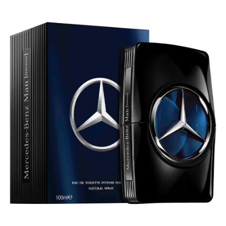 Mercedes-Benz Man Intense Eau de Toilette 100ml - Perfume Masculino