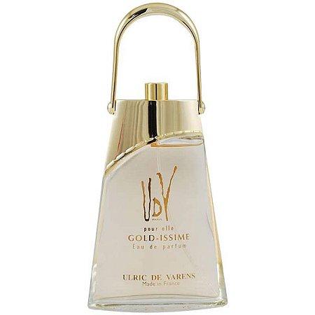Tester UDV Gold-Issime Ulric de Varens Eau de Parfum 75ml - Perfume Feminino