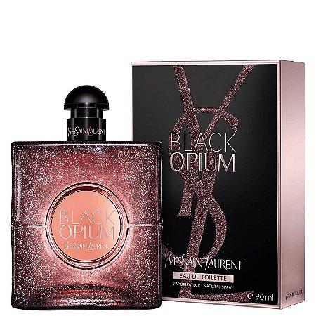 Black Opium Glow Eau de Toilette Yves Saint Laurent 90ml - Perfume Feminino