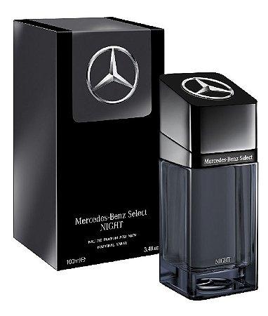 Mercedes-Benz Select Night Eau de Toilette 100ml - Perfume Masculino