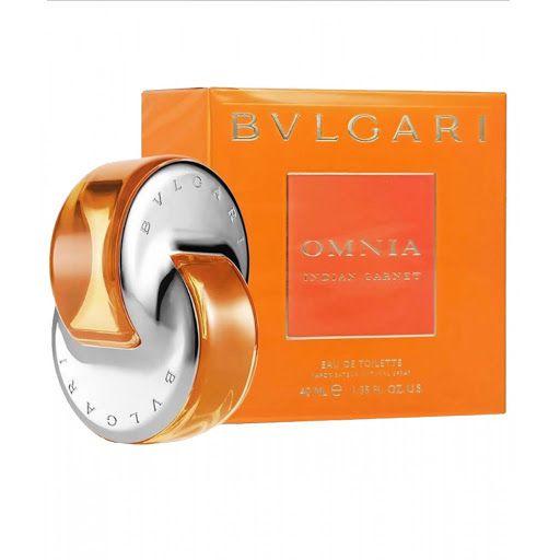 Omnia Indian Garnet Eau de Toilette Bvlgari 40ml - Perfume Feminino