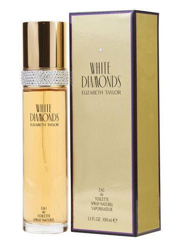 White Diamonds Elizabeth Taylor Eau de Toilette 100ml - Perfume Feminino