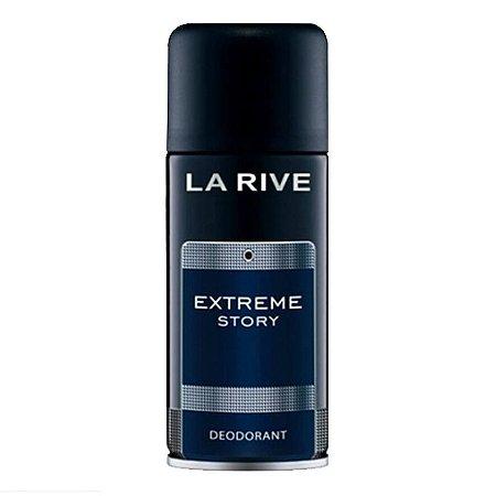 Desodorante Extreme Story La Rive 150ml - Masculino