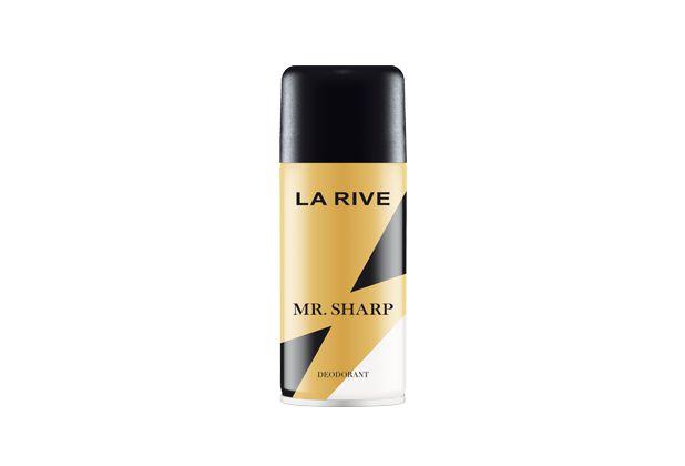 Desodorante Mr. Sharp La Rive 150ml - Masculino