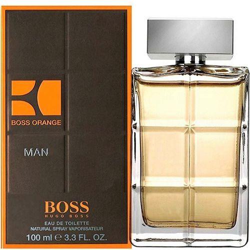 Boss Orange Man Hugo Boss Eau de Toilette 100ml - Perfume Masculino