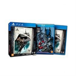 Batman: Return to Arkham Combo - Ps4