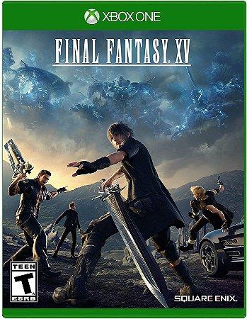 Jogo Final Fantasy XV - Final Fantasy 15 (FFXV) - Xbox One