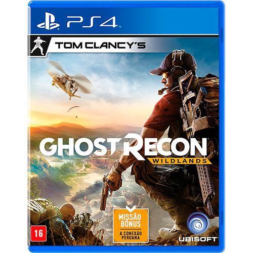 Tom Clancys Ghost Recon Wildlands - ps4