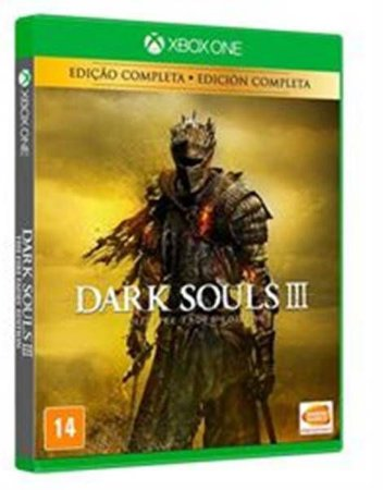 Dark Souls III The Fire Fades Edition - xbox one