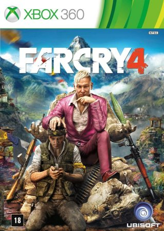 Far Cry 4 - ps4 - x360