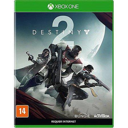 Game - Destiny 2 Edição de Day One - Xbox One