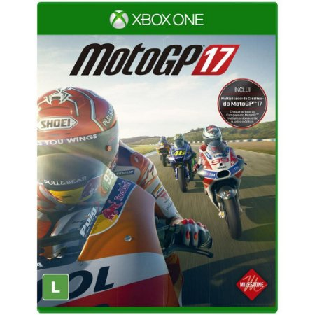 Game Moto GP 17 Xbox One