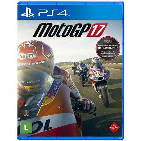 Game Moto GP 17 PS4
