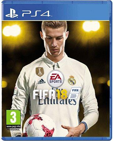Fifa 18 (FIFA 2018) - Ps4