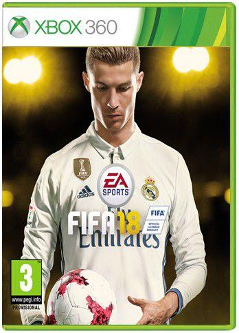 Fifa 18 (FIFA 2018) - Xbox 360