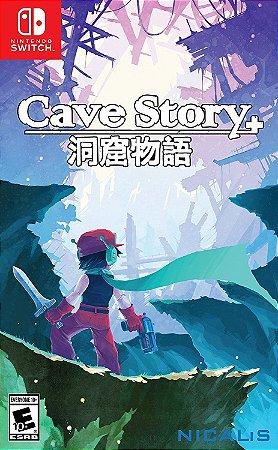 Jogo Cave Story+ - Switch
