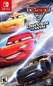 Cars 3: Driven to Win - Switch