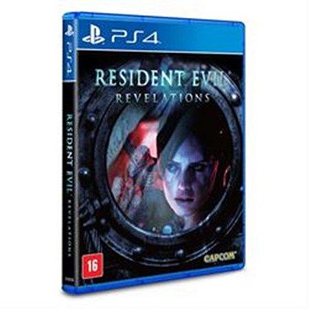 Resident Evil Revelations - pes4