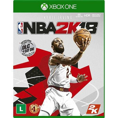 Nba 2K18- Xbox one
