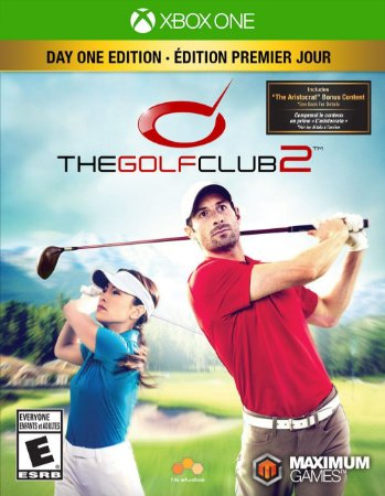 The Golf Club 2: Day 1 Edition - Xbox One