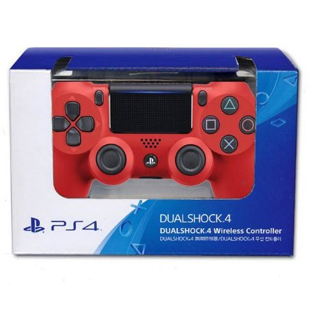 Controle sem Fio - Dualshock Vermelho - PS4