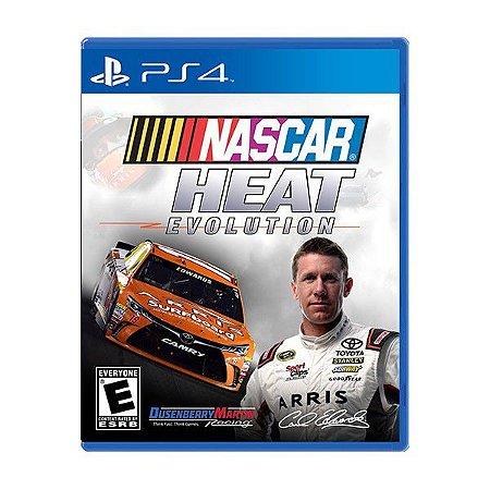 NASCAR Heat Evolution - Ps4