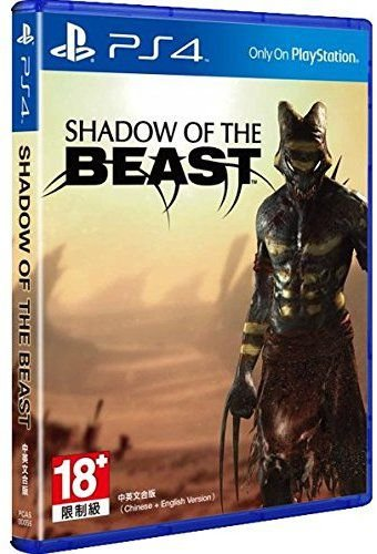 Shadow of the Beast - Ps4