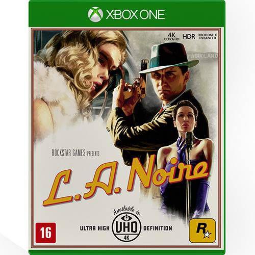 L.a Noire - Xbox One